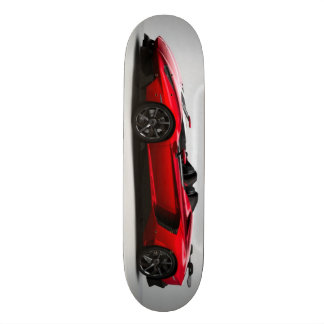 Signature Race Car Custom Pro Slider Board