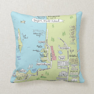 Newport Pillows Decorative Amp Throw Pillows Zazzle
