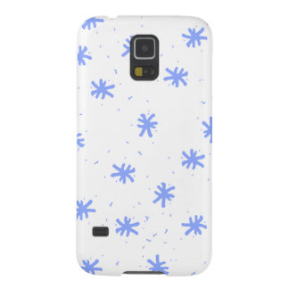 Signature Samsung Galaxy S5 Case - Cornflower