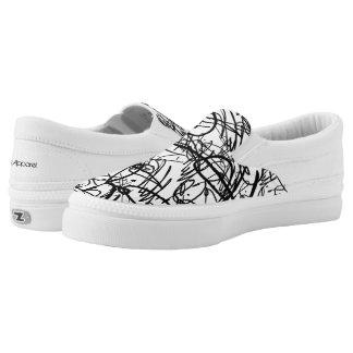 Signature Slip-On Sneakers