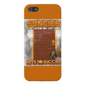 Signature Soncier  iPhone 5 Glossy Finish Case