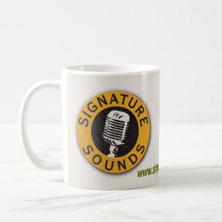 Signature Sounds Coffee Mug