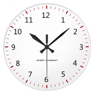 Signature Wall Clock 2