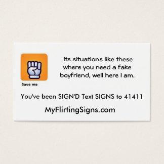 SIGND Card