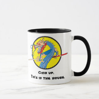 Signed Dragon Mug