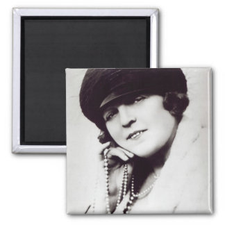 Signed photograph of Marie Lloyd Magnet