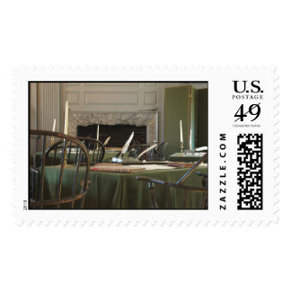 Signer's Hall Stamps