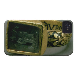 Signet ring of King Louis IX of France (St. Louis) iPhone 4 Case
