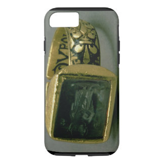 Signet ring of King Louis IX of France (St. Louis) iPhone 7 Case