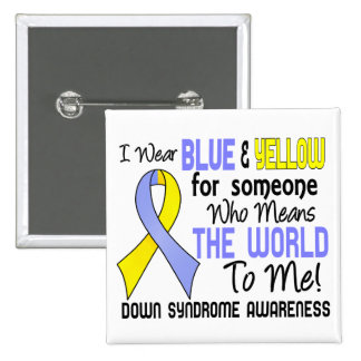 Significa el mundo a mí 2 Síndrome de Down Pin