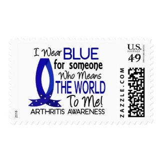 Significa el mundo a mí artritis sellos