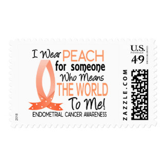 Significa el mundo a mí cáncer endometrial sellos