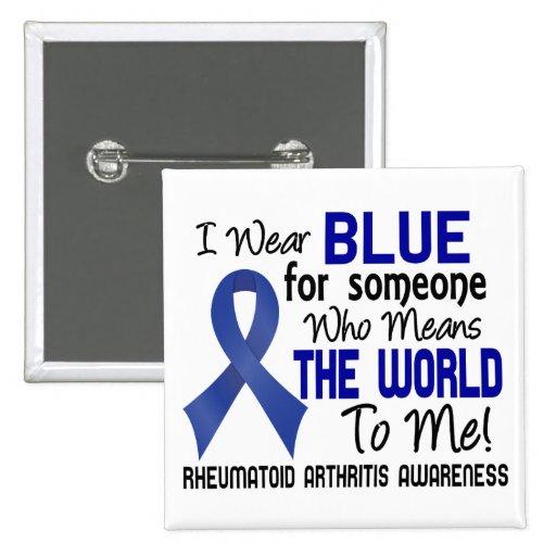 Significa el mundo a mí la artritis reumatoide 2 pin