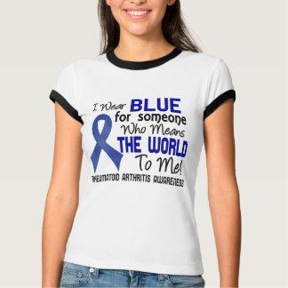 Significa el mundo a mí la artritis reumatoide 2 playeras