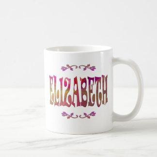 Significado de la taza de Elizabeth