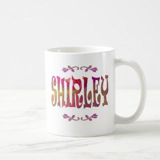 Significado de la taza de Shirley