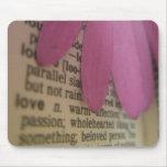 Significado del amor Mousepad Tapete De Ratones