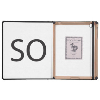 Significant Other.ai iPad Case