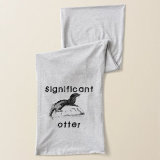 Significant Otter Scarf