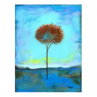 Significativo - postal - de la pintura original