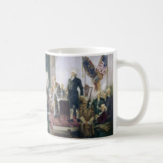 Signing of the Constitution by Howard C. Christy Coffee Mug