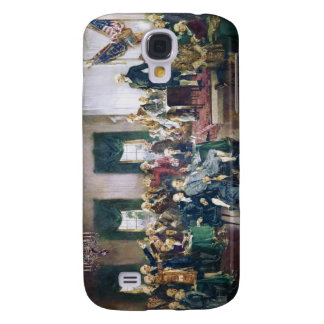 Signing of the Constitution by Howard C. Christy Galaxy S4 Case