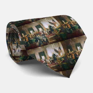 Signing of the Constitution Neck Tie