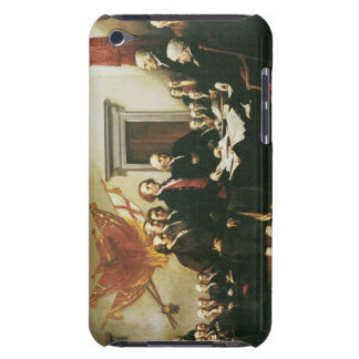 SIGNING OF THE DECLARATION OF INDEPENDENCE BARELY THERE iPod CASE