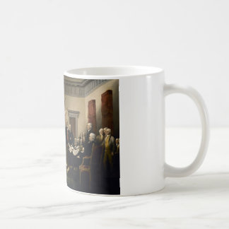 Signing of the Declaration of Independence Coffee Mug