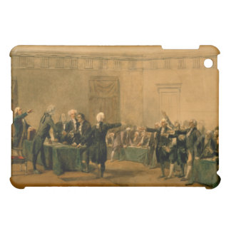 Signing of the Declaration of Independence iPad Mini Cases