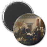 Signing of the Declaration of Independence Fridge Magnets