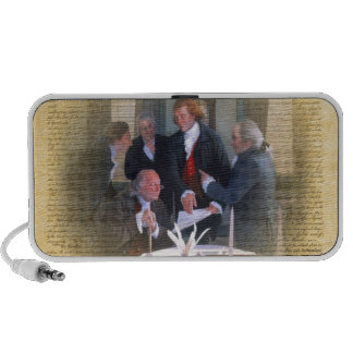 Signing Of The Declaration Of Independence Mp3 Speaker