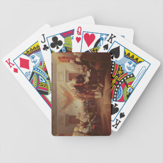 Signing the Declaration of Independence, 4th Bicycle Playing Cards