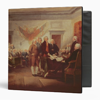 Signing the Declaration of Independence, 4th Binder