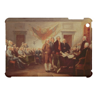Signing the Declaration of Independence, 4th Cover For The iPad Mini
