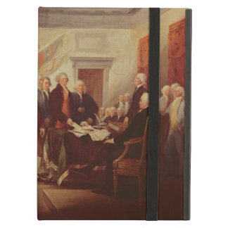Signing the Declaration of Independence, 4th iPad Air Cover