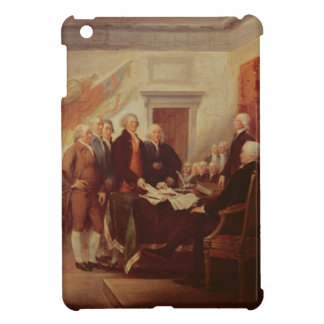 Signing the Declaration of Independence, 4th iPad Mini Cover
