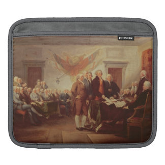 Signing the Declaration of Independence, 4th iPad Sleeves