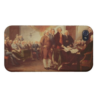 Signing the Declaration of Independence, 4th iPhone 4/4S Covers