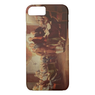 Signing the Declaration of Independence, 4th iPhone 7 Case