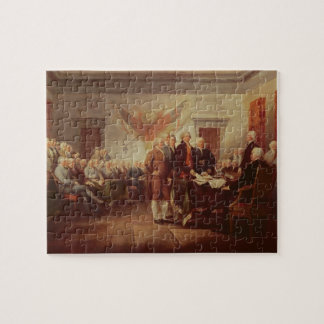 Signing the Declaration of Independence, 4th Jigsaw Puzzle