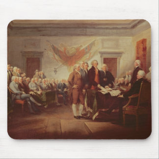 Signing the Declaration of Independence, 4th Mouse Pad