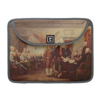 Signing the Declaration of Independence, 4th Sleeve For MacBook Pro