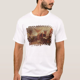 Signing the Declaration of Independence, 4th T-Shirt