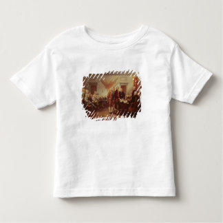 Signing the Declaration of Independence, 4th Toddler T-shirt