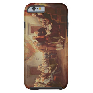 Signing the Declaration of Independence, 4th Tough iPhone 6 Case