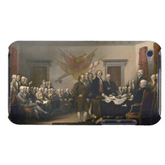 Signing the Declaration of Independence, July 4th iPod Case-Mate Case