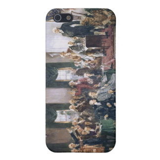 Signing the US Constitution by Christy Cover For iPhone SE/5/5s