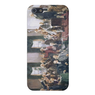 Signing the US Constitution by Christy iPhone SE/5/5s Case