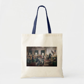 Signing the US Constitution by Christy Tote Bag